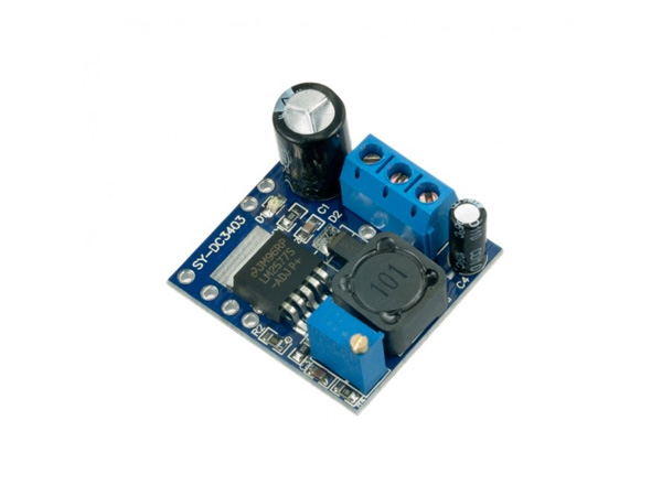 LM2577 DC-DC Boost Converter [DFR0123]