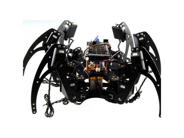 Hexapod Robot Kit[ROB0080]
