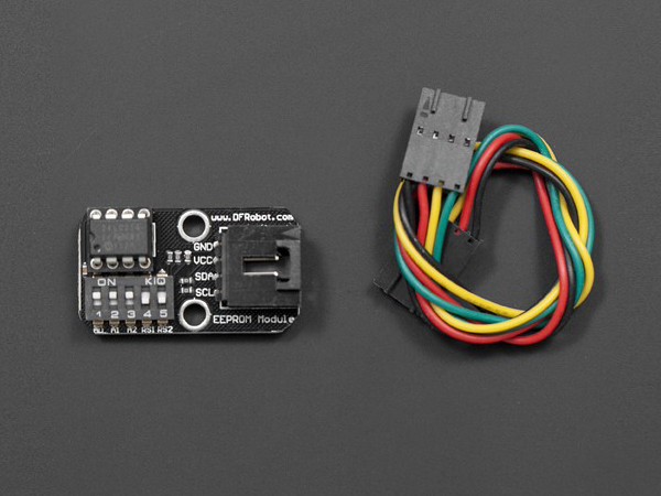 EEPROM Data Storage Module For Arduino [DFR0117]