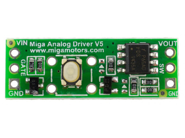 Miga Analog Driver V5 - MOSFET Switch [FIT0261]