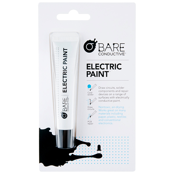 Bare Paint - Conductive Paint Pens (10ml)