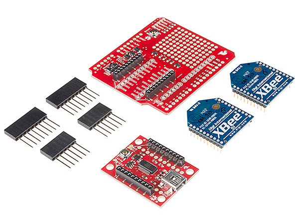 SparkFun XBee Wireless Kit [KIT-13197]