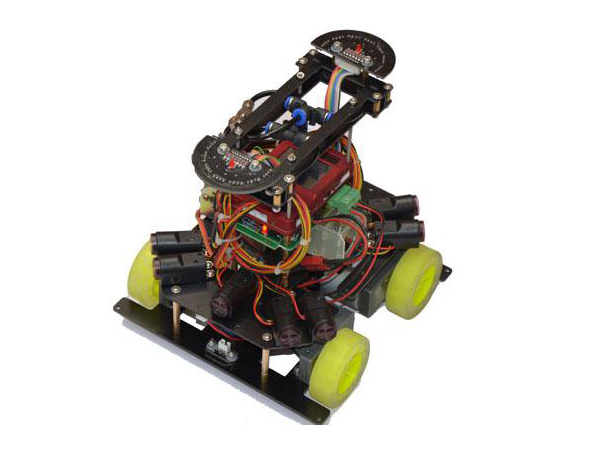 CO2 Firefighting Robot (KLR0203 )