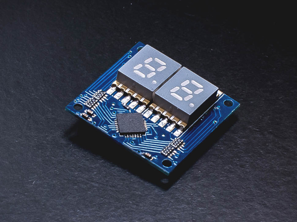 7 SEGMENT DISPLAY TINYSHIELD