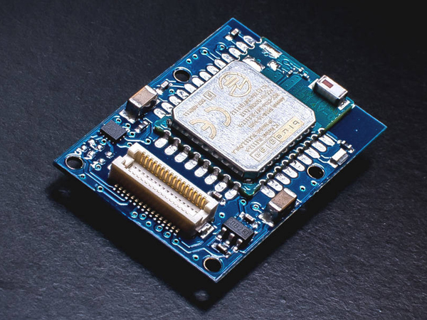 BLUETOOTH LOW ENERGY TINYSHIELD (BLUEGIGA)