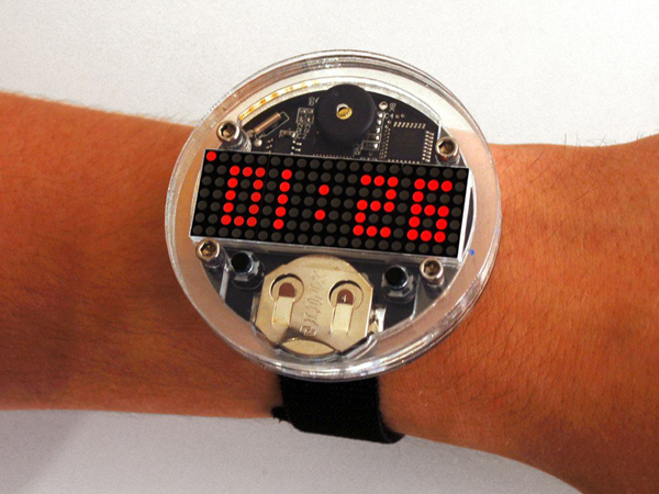 Solder:Time II DIY watch kit [ada-950]
