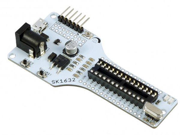 16-bit or 32-bit PIC Start-Up Kit [SK1632]