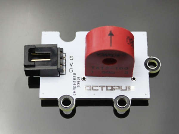 옥토퍼스 비접촉 AC 전류 센서 모듈 Octopus Non-invasive AC current sensor TA12-100 Brick [EF04015]