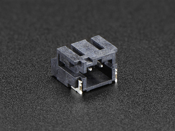 JST-PH 2-Pin SMT Right Angle Connector [ada-1769]