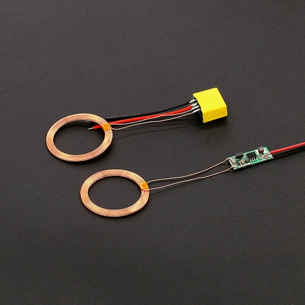 무선 충전 모듈 세트 Wireless Charging Module 5V Couple-02 PW-WCG-02 [EF03090]