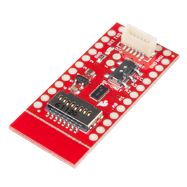 Arduino Mini용 GPS 실드 SparkFun Mini GPS Shield [GPS-14030]