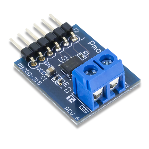 PmodTC1: K-Type Thermocouple Module with Wire