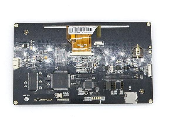 7인치 Nextion Enhanced NX8048K070 터치 디스플레이
