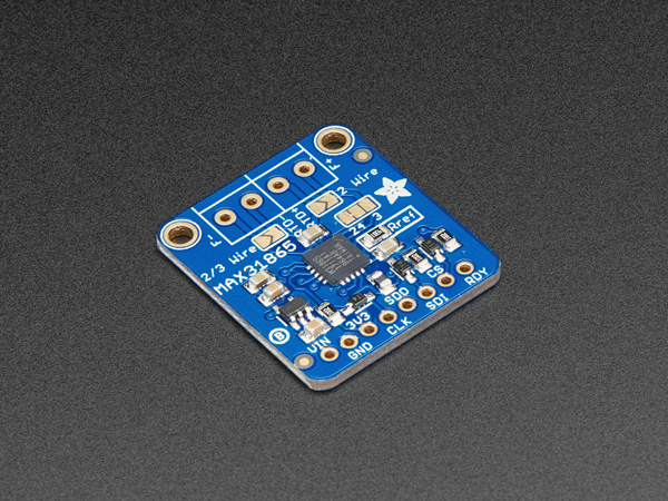 Adafruit PT1000 RTD Temperature Sensor Amplifier - MAX31865 [ada-3648]