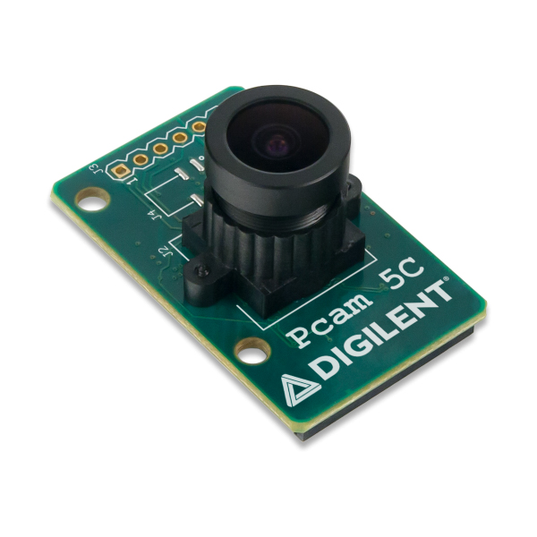 Pcam 5C: 5 MP Fixed Focus Color Camera Module