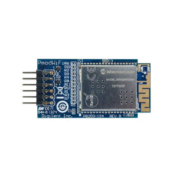Pmod WiFi: WiFi Interface 802.11g