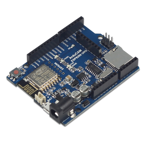 미니 카메라용 아두이노 호환보드 ESP8266 ESP-12E UNO Board for ArduCAM Mini Camera [B0082]