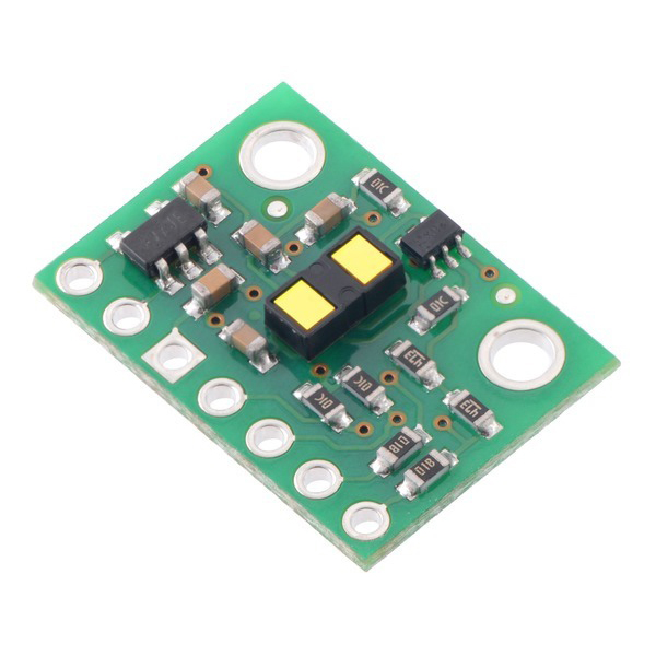 VL53L1X Time-of-Flight Distance Sensor Carrier with Voltage Regulator, 400cm Max