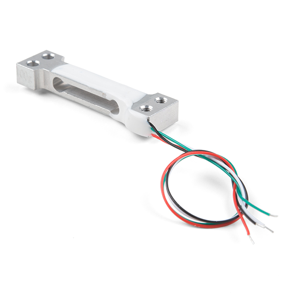 Sparkfun Mini Load Cell - 100g, Straight Bar (TAL221) [SEN-14727]
