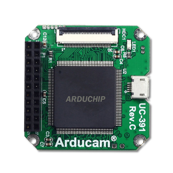 ArduCAM USB2 Camera Shield [B0095]