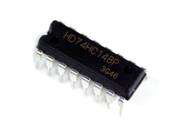 SN74145 Dekoder BCD zu Dezimal DIP16