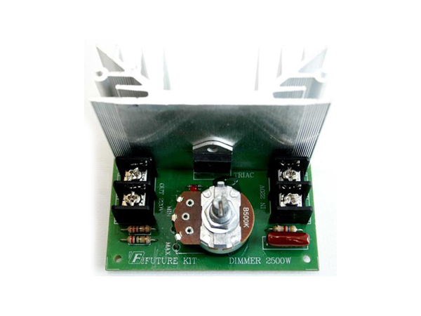 Light Dimmer, 2500W(FK418)