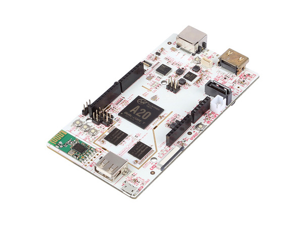 pcDuino V3 - 1Ghz ARM 듀얼코어 미니피씨 [pcDuino V3: MiniPC with 1GHz ARM Dual Core]