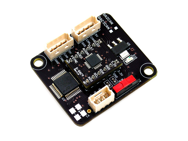 MPU-9150(9AXIS)+CAN BUS GAC2CAN (S-GAC-CA-100)