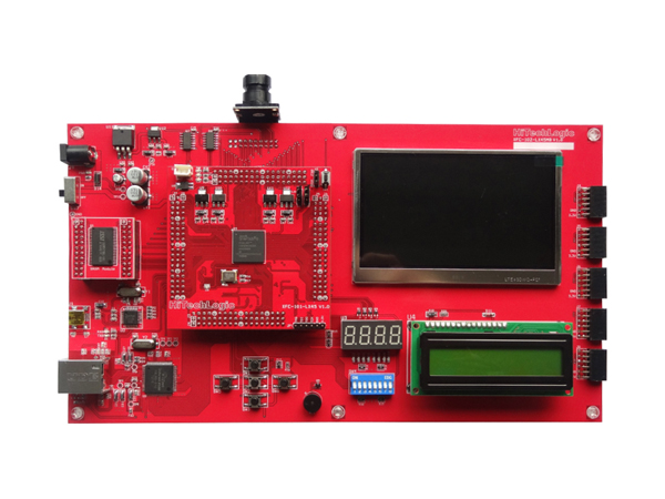 FPGA Development Board (XFC-102-LX45MB)