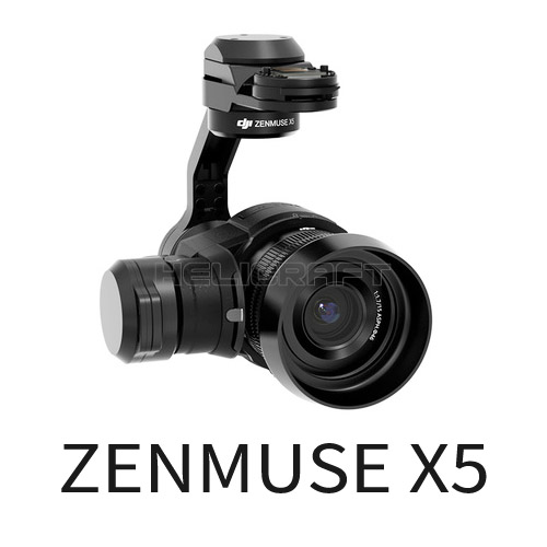 [DJI] ZENMUSE X5 for INSPIRE1 PRO