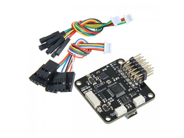 로봇컨트롤러 CC3D flight control board
