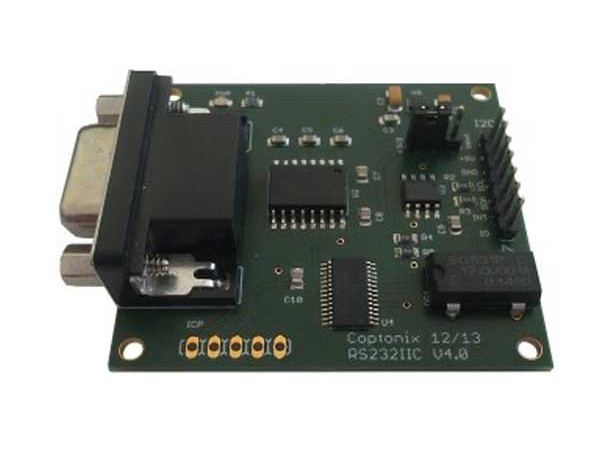 I2C RS232 어답터 RS -슬레이브 (I2C RS232 Adapter RS (Slave))