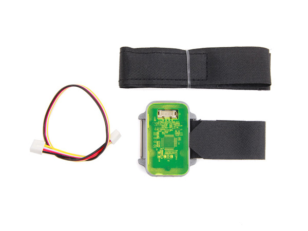 Grove - Finger-clip Heart Rate Sensor with shell [101020082]