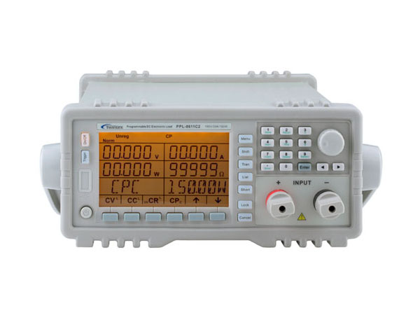 50V/30A Programmable DC Electronic Load, 1채널 전자부하기 [PPL-8611C2]