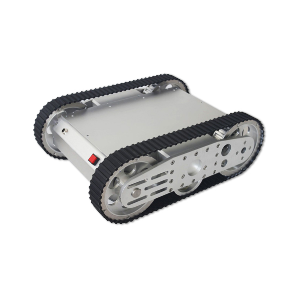 HD Tracked Tank Mobile Robot Kit