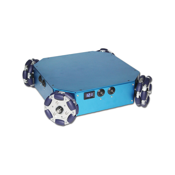 4WD Omni Wheel Mobile Robot Kit