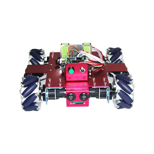 4WD Mecanum Wheel Basic Robot Kit