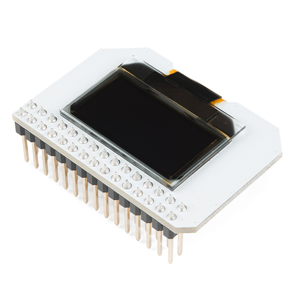 오메가2용 확장보드 OLED Expansion Board for Onion Omega [ONI-09]