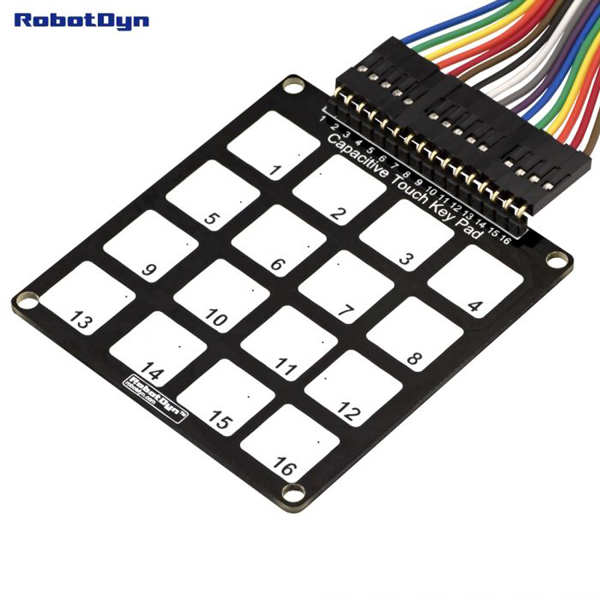 Capacitive Touch KeyPad [RD081]