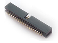 일반박스헤더 Dual 2x32pin Straight(2.54mm)
