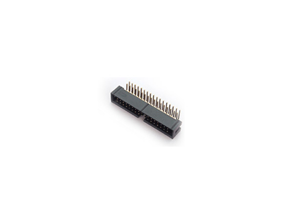 일반박스헤더 Dual 2x30pin Rightangle(2.54mm)