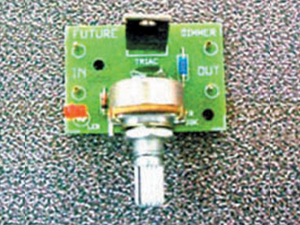 LIGHT DIMMER 500 W(FK415)