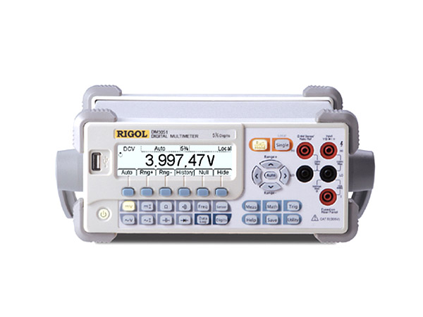 Digital Multimeter DM3051