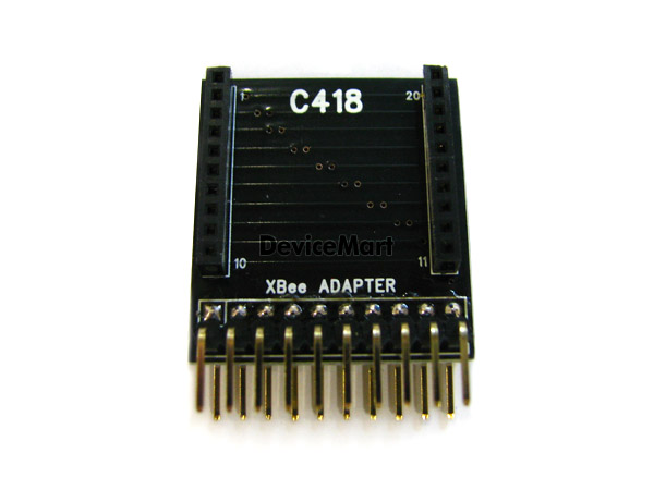 [C418] Xbee Adapter