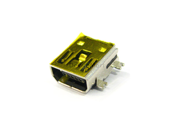 Mini usb SMT(5pin)-AB TYPE