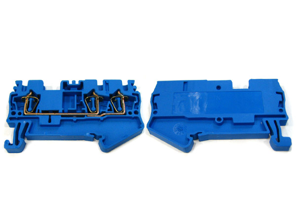 AK2.5-TN-BL (3conductors) (Blue) Spring Type