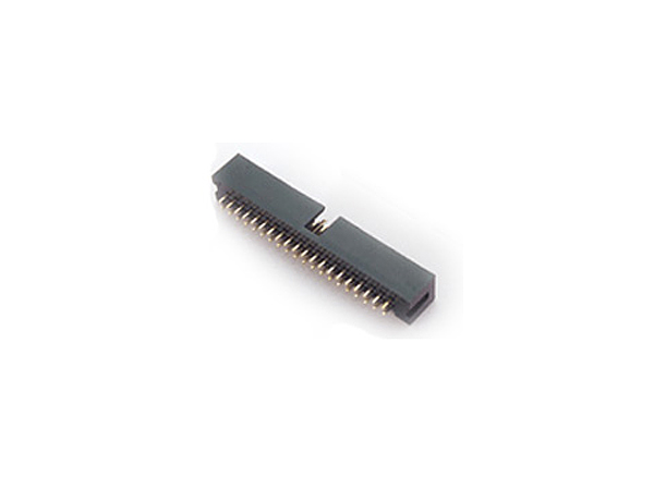 일반박스헤더 Dual 2x7pin Straight(2.54mm)