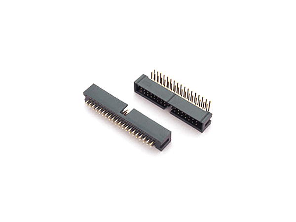 일반박스헤더 Dual 2x20pin Rightangle(2.54mm)