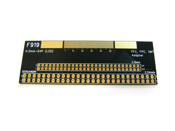 [F919] FFC-0.5mm-54pin (LCD) Adapter