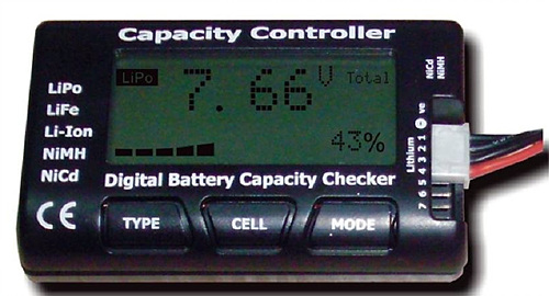 Cellmeter7 (Digital Battery Capacity Checker)